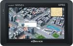 GPS навигатор xDevice microMAP-Monza