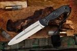 Туристический нож Legion AUS-8 Satin