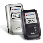 GLOBALSAT Bluetooth GPS-приемники BT-338