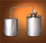 Дистиллятор дачный 40 (самогонный аппарат)