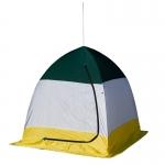 """Палатка для зимней рыбалки Стэк """"ELITE"""" одноместная дышащяя"""