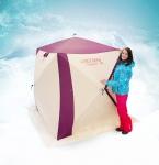 Палатка для зимней рыбалки Снегирь 2У