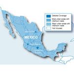 Garmin карта Мексики - City Navigator Mexico 2008 NT