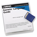 Программное обеспечение для Garmin nuvi - Language Guide