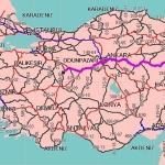 Garmin карта Tурции