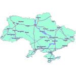 Garmin карта Украины