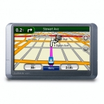GPS навигатор Garmin nuvi 205W Russian