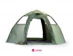 Лотос-тент Мансарда 2013 (палатка-шатер Lotos)