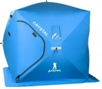 Палатка для зимней рыбалки AVIREX CRYSTAL BLUE 3 Person