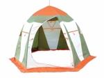 Палатка для зимней рыбалки Нельма 3 Люкс