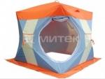 Палатка для зимней рыбалки НЕЛЬМА КУБ-2 ЛЮКС