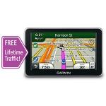 GPS навигатор Garmin nuvi 2460LT Россия