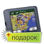 GPS навигатор Garmin nuvi 205 Russian