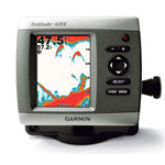 Эхолот Garmin Fishfinder 400 DF Color Russian