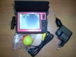 Подводная видеокамера для рыбалки LQ-3505D с возможностью записи видео