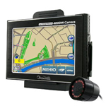 GPS навигатор JJ-Connect Autonavigator 4000W Camera