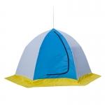 """Палатка для зимней рыбалки Стэк """"ELITE"""" двухместная"""