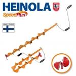 Ледобур HEINOLA SPEEDRUN COMPACT 115мм