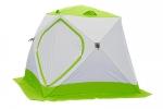 Палатка для зимней рыбалки Лотос Куб Классик алюминий