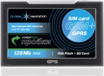 GPS навигатор Global Navigation GN7000 Sim+GPRS