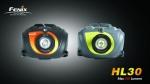 Налобный фонарь Fenix HL30 Cree XP-G R5 серо-зеленый