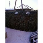 Походная баня Берег ПБ-3 с тамбуром