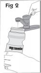Фляжка для воды с фильтром McNETT