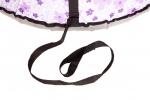 Надувные санки-ватрушки (тюбинг) SnowDream Glamour Мини (girl)