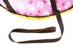 Надувные санки-ватрушки (тюбинг) SnowDream Glamour Макси (girl)