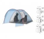 Туристическая палатка Canadian Camper Rino 3