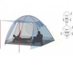 Туристическая палатка Canadian Camper ORIX 3