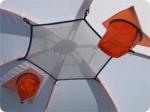 Палатка для зимней рыбалки World of Maverick ICE 3 NEW (Маверик Айс 3 нью)