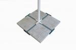 Зонт Круглый 4 м - стальной каркас
